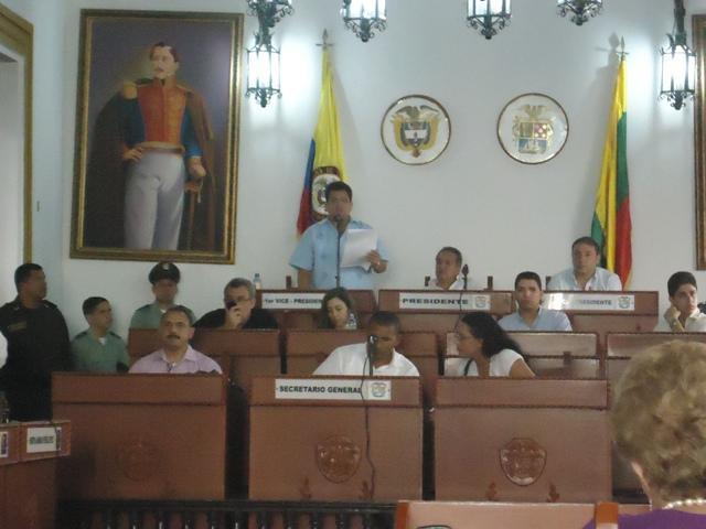 Primer ejercicio de Observación en el país a una Corporación departamental, liderado por Funcicar