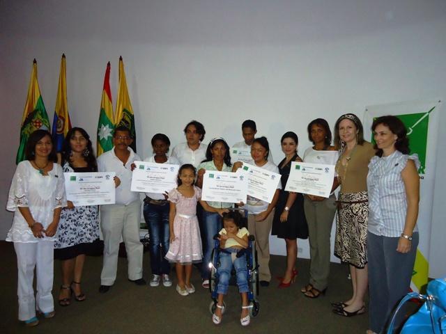 Cuatro organizaciones cartageneras galardonadas en el Premio Cívico por una Cartagena mejor