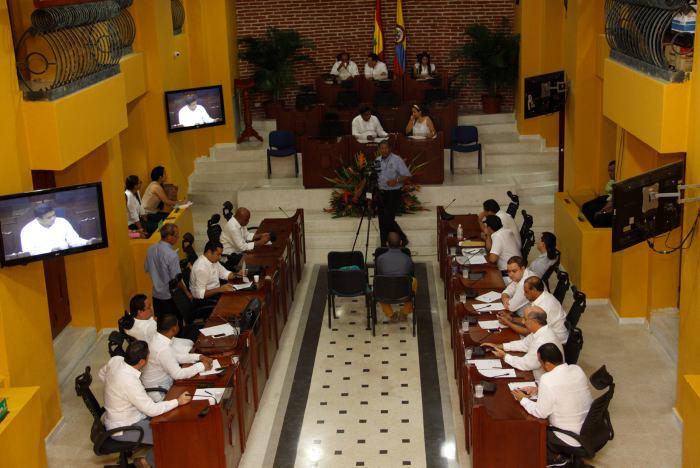 Situación del Concejo de Cartagena paralizaría estudio de proyectos importantes para la ciudad