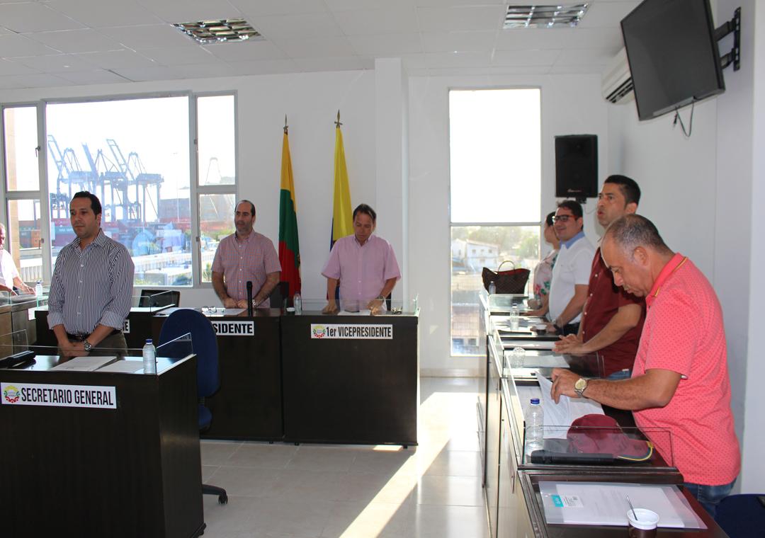 Foto: Asamblea de Bolívar
