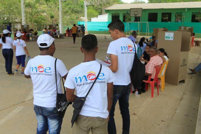MOE Cartagena invita a aspirantes a cargos de elección popular a asumir comportamiento éticos en campaña