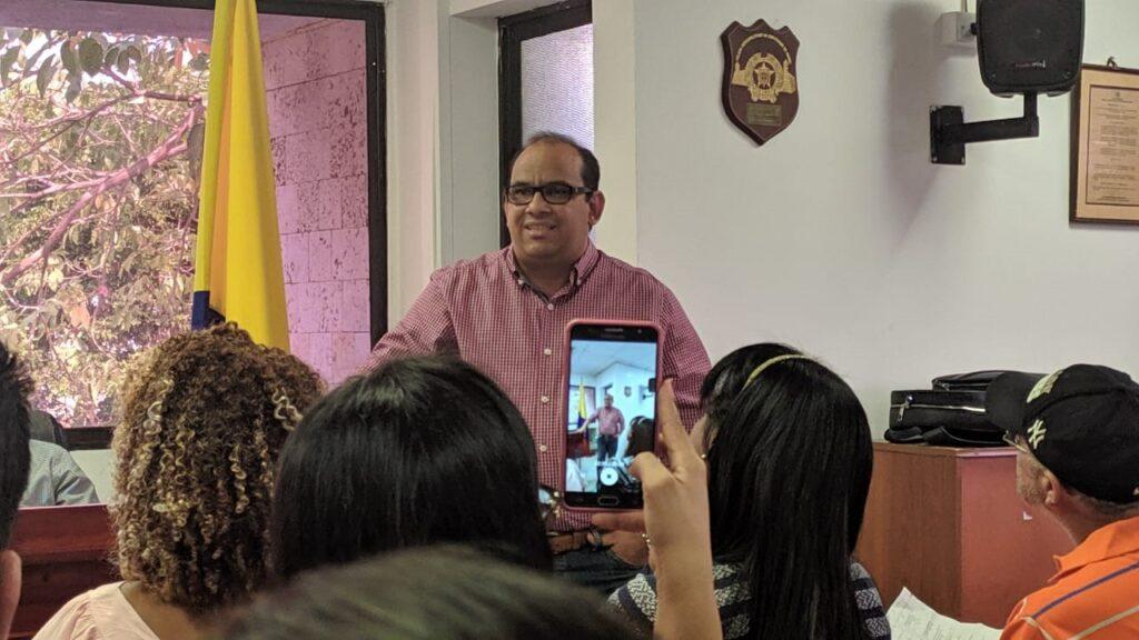 Informe de observación: elección de nueva terna a alcalde local 2020 – Localidad 1