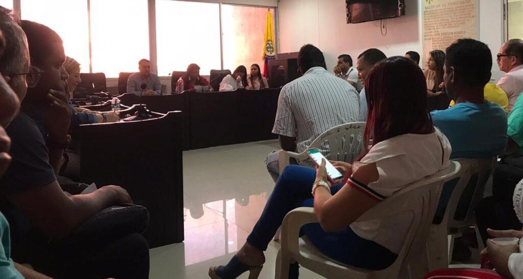 Informe de observación: elección de terna a alcalde local 2020 – Localidad 3