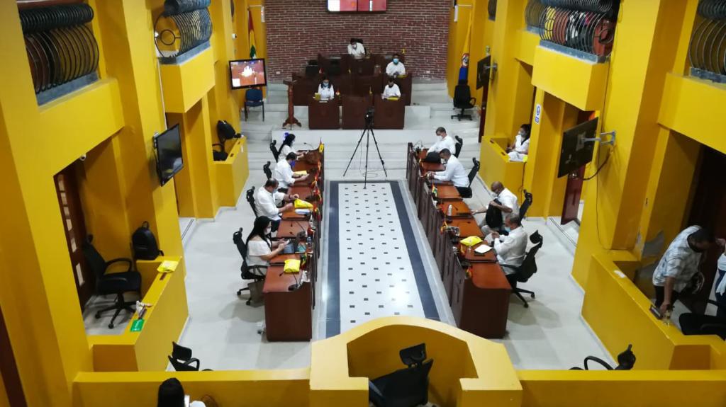 ¿División interna en el Concejo de Cartagena? Conozca qué ha observado Funcicar
